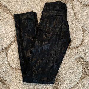 Rock & Republic Berlin black skinny jean size 2